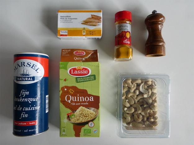 Ingrediënten voor een gezonde diepvriesmaaltijd - omnipleasant.me